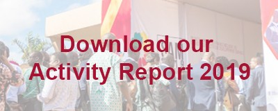 Download our Activity Report